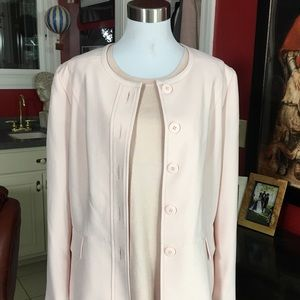 Pendleton NWT 3 pc Outfit! 14 Light Pink